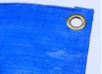 Najmocniejsza plandeka PE 250 niebieska