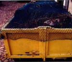 siatka na kontener mulda